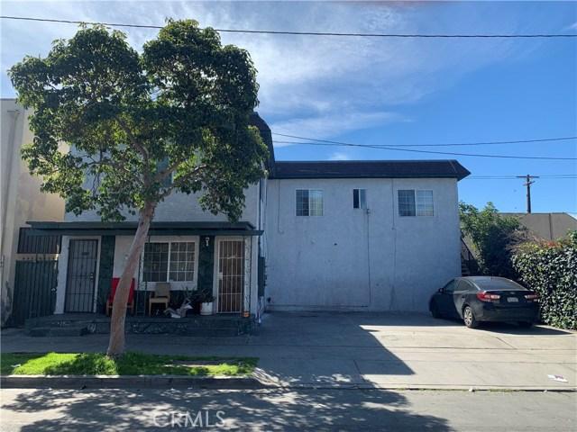 1202 E Werner Street, Long Beach, CA 90813