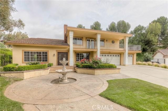 6190 E Via Sabia, Anaheim Hills, California