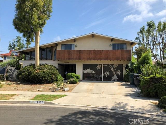 17362 Mira Loma Circle, Huntington Beach, CA 92647
