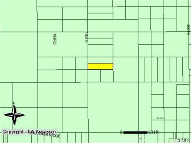 30620206 Vac/Vic Avenue Z/195 Ste, Llano, CA 93544