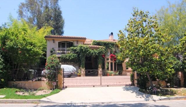 4233 Woodcliff Road, Sherman Oaks, CA 91403