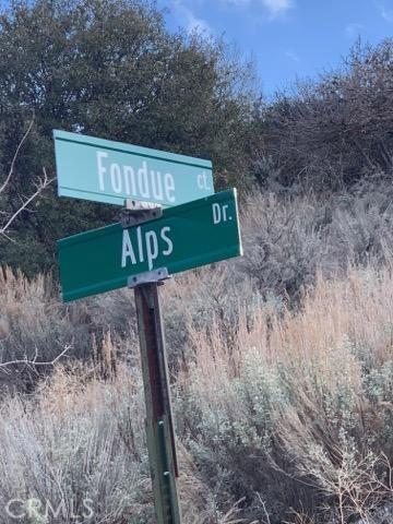 0 Alps Dr., Tehachapi, CA 93561