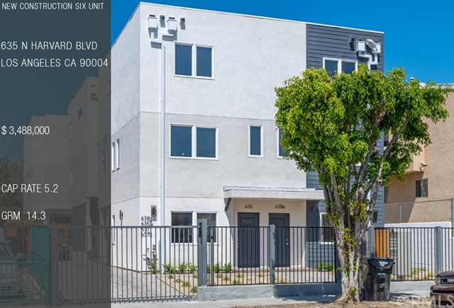 635 N Harvard Boulevard, Hollywood, CA 90004