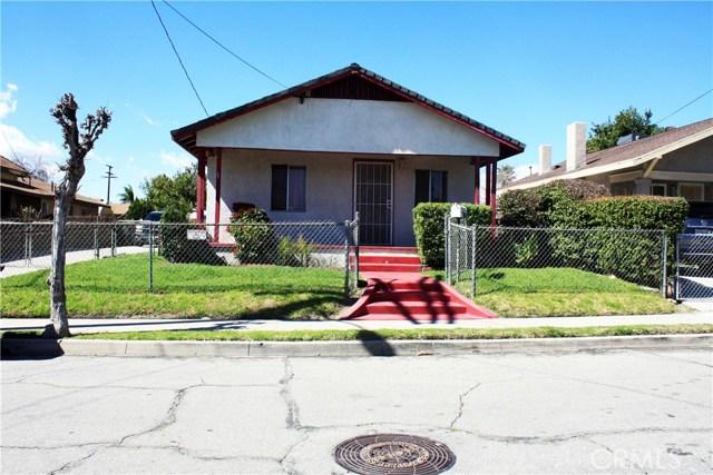 644 N K Street, San Bernardino, CA 92411