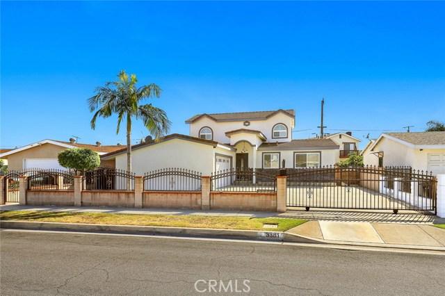 3381 Seaman Avenue, El Monte, CA 91733