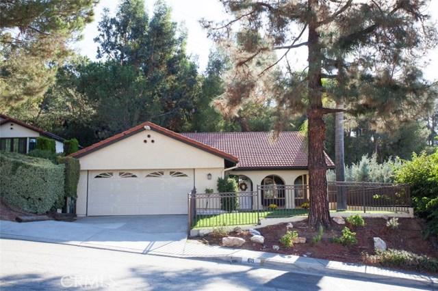 68 Las Lomas Road, Duarte, CA 91010