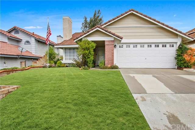 3091  Sagewood Lane, Corona, California