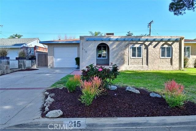 215 W Petunia Street, Glendora, CA 91740