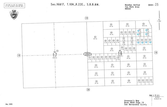 40 Acres, Needles, CA 92363