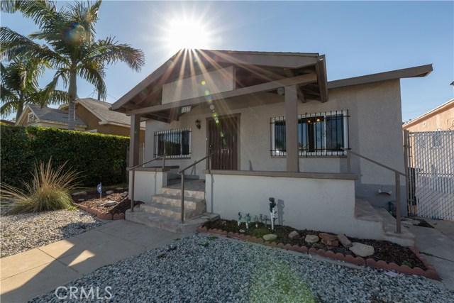 4343 Van Buren Place, Los Angeles, CA 90037