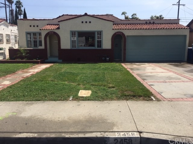 2458 Walnut Street, Walnut Park, CA 90255