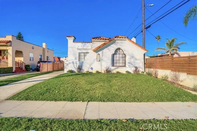 1815 W 83rd Street, Los Angeles, CA 90047