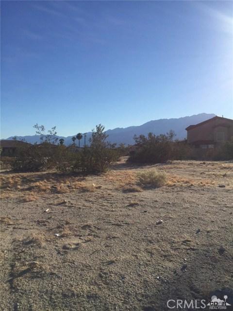 El Sombrero Lane, Desert Hot Springs, CA 92242