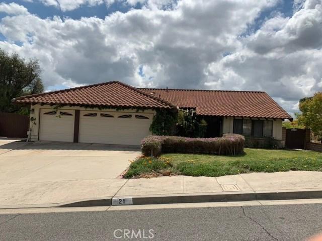 21 Rancho Jurupa Place, Phillips Ranch, CA 91766