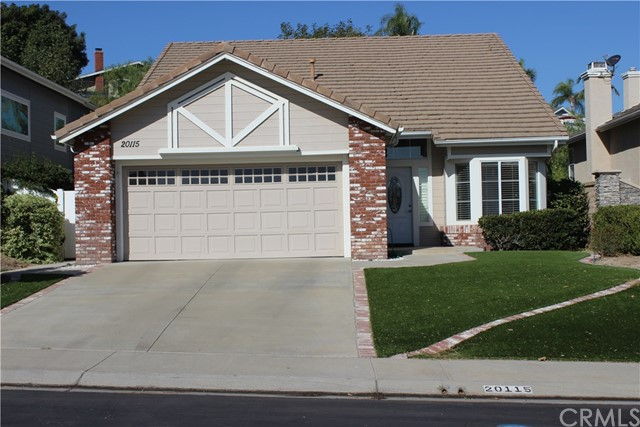 20115  Nob Hill Drive, Yorba Linda, California