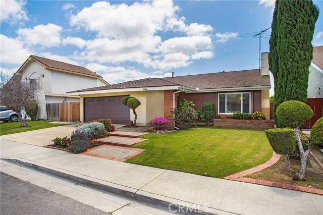 10384 La Cebra Avenue, Fountain Valley, CA 92708