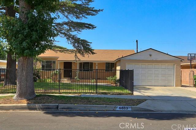 6633 Morse Avenue, North Hollywood, CA 91606