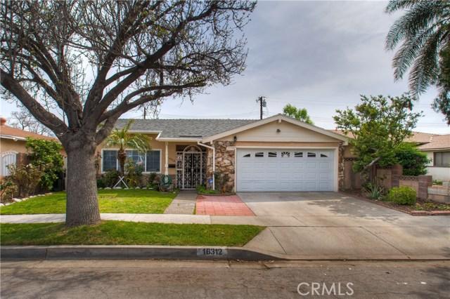 16312 Longworth Avenue, Norwalk, CA 90650