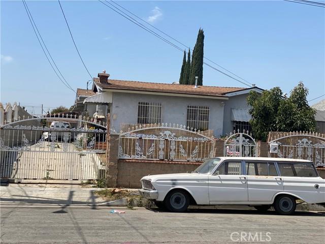 309 N Ditman Av, East Los Angeles, CA 90063 Photo