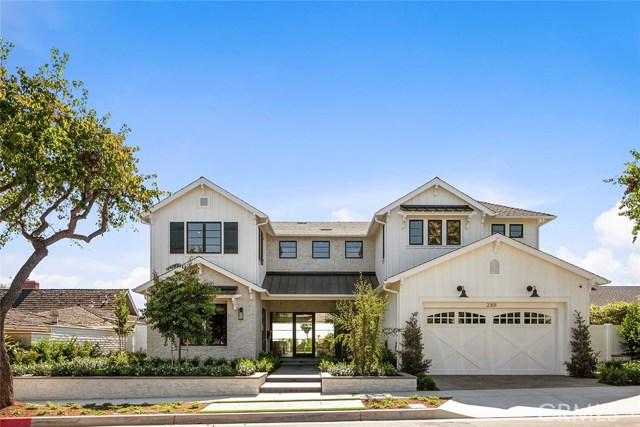 2301 Alta Vista Drive   Eastbluff - Macco (EBMO)   Newport Beach CA