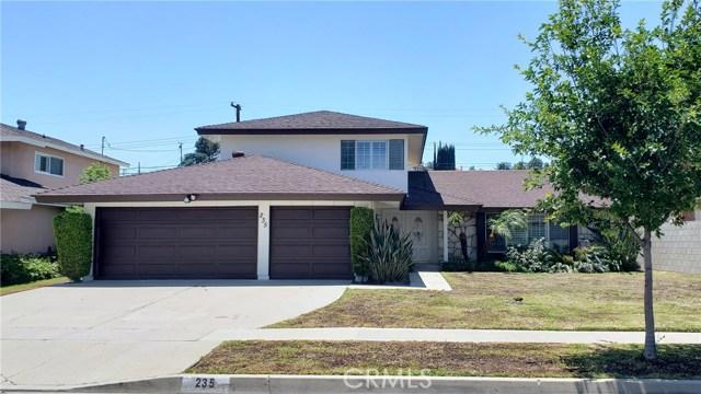 235 Abogado Avenue, Walnut, CA 91789