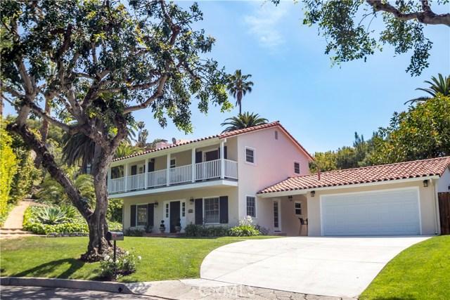 1036 Via Fortuna, Palos Verdes Estates, CA 90274
