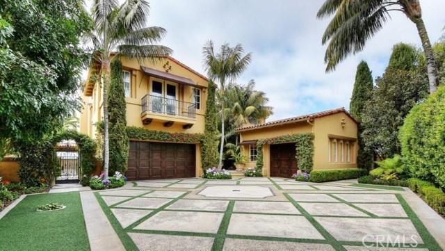 1 Via Brezza   Montecito (MONT)   Newport Coast CA