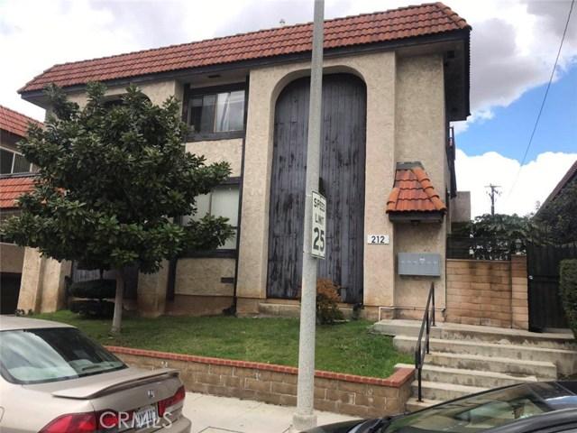 212 N Marguerita Avenue F, Alhambra, CA 91801