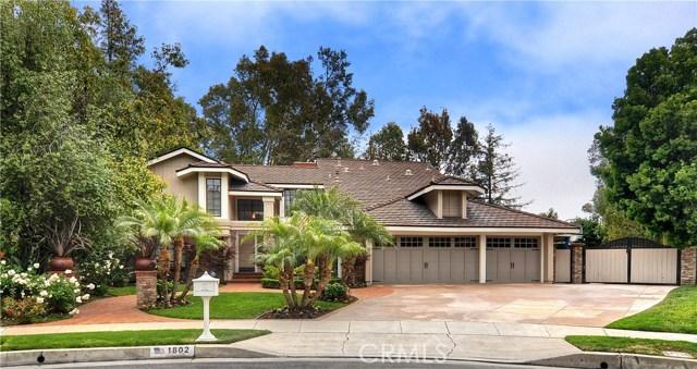 1802 N Carlsbad Street, Orange, CA 92867