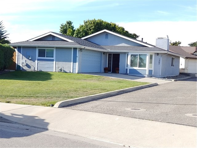 Property for sale at 1265 Messina Court, Grover Beach,  California 93433