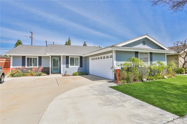 5381 Trinette Avenue, Garden Grove, CA 92845