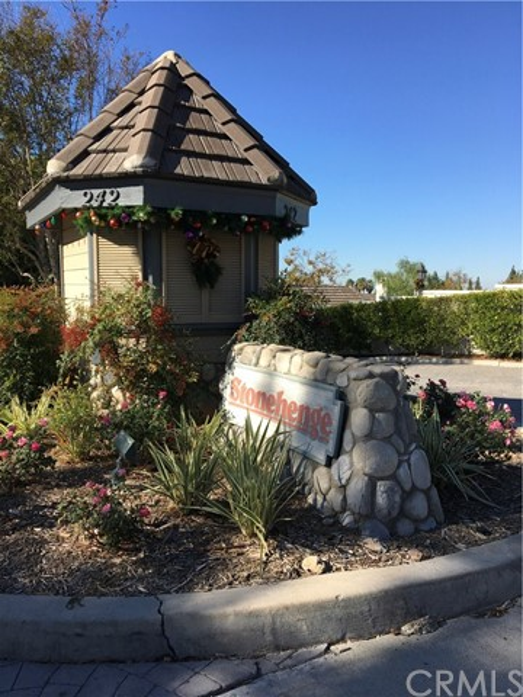 242 S Crawford Canyon Road 22, Orange, CA 92869