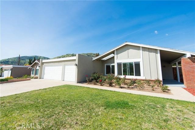 1657 La Mesa Drive, La Verne, CA 91750