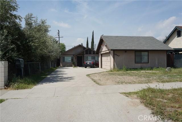 2640 N Sierra Way, San Bernardino, CA 92405