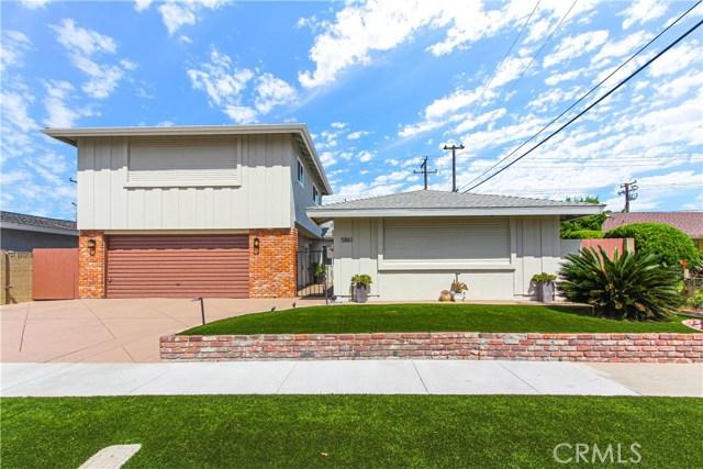 5861 Huntley Avenue, Garden Grove, CA 92845