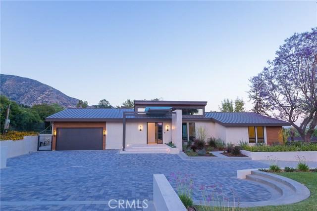 412 Mount Olive Drive, Bradbury, CA 91008