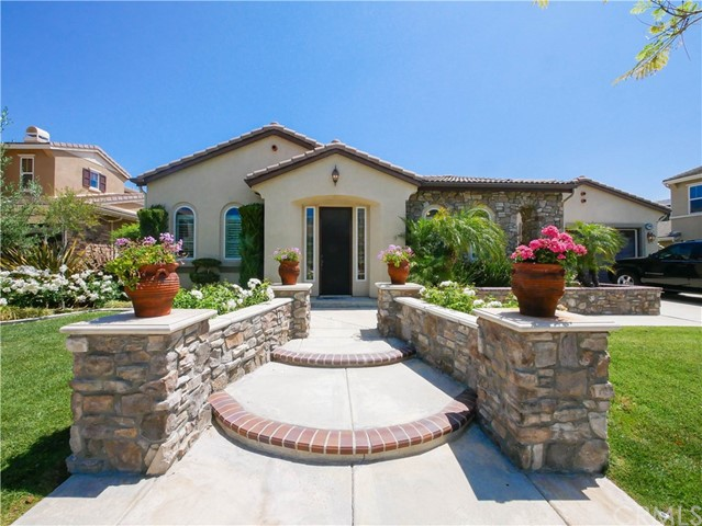 22456  Amber Eve Drive, Corona, California