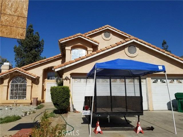 16196 Starview Street, Moreno Valley, CA 92551