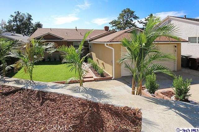 3704 El Moreno Street, Glendale, CA 91214
