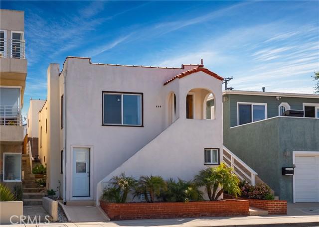 636 Manhattan Avenue, Hermosa Beach, California 90254, ,For Sale,Manhattan,SB21080073