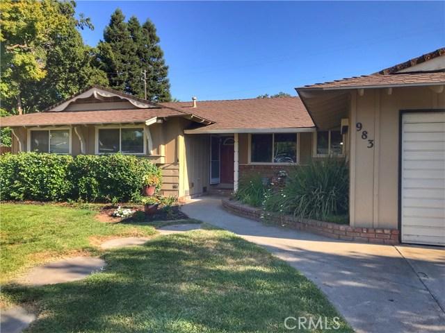 983 Cyndi Circle, Chico, CA 95973