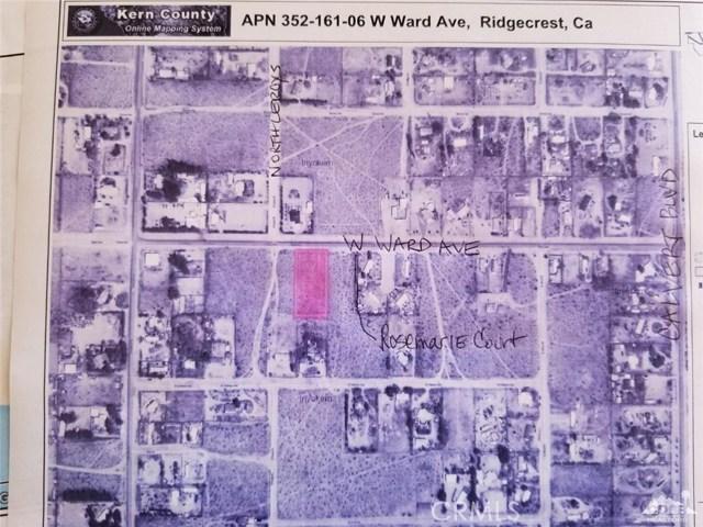W Ward, Ridgecrest, CA 93555