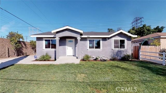 5513 Watcher Street, Bell Gardens, CA 90201