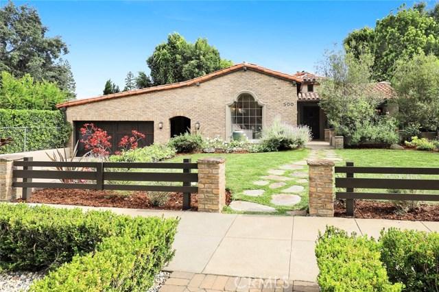 500 W Montecito Av, Sierra Madre, CA 91024 Photo