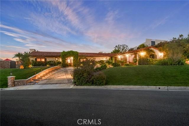 2027 Via Visalia, Palos Verdes Estates, California 90274, 4 Bedrooms Bedrooms, ,3 BathroomsBathrooms,For Sale,Via Visalia,SB20227439
