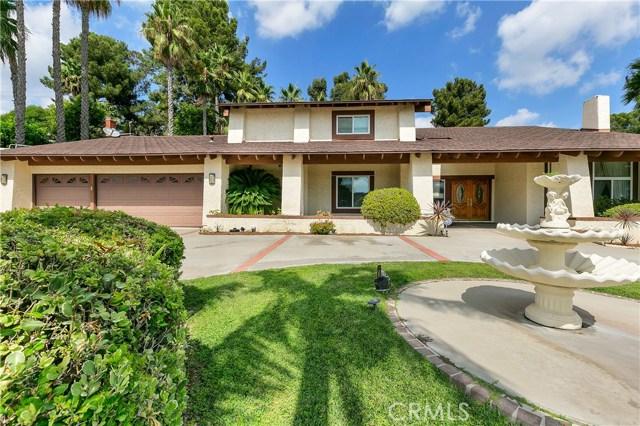 8140 Cordero Road, Whittier, CA 90605