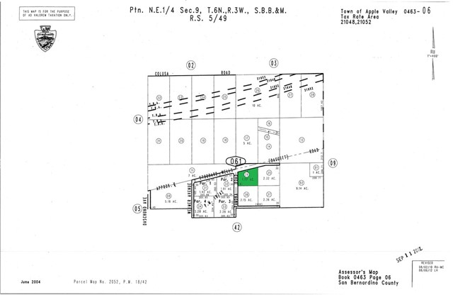 0 Stoddard Wells, Apple Valley, CA 00000