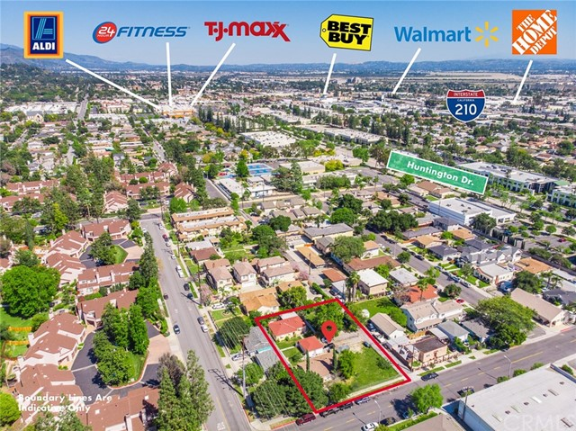 910 S Ivy Avenue, Monrovia, CA 91016