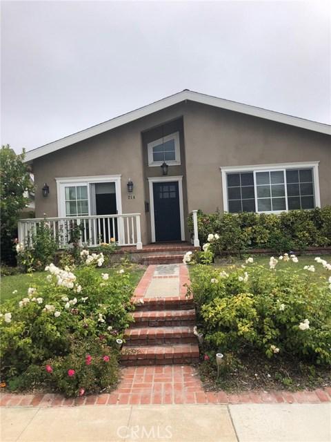 214 Avenue G, Redondo Beach, California 90277, 3 Bedrooms Bedrooms, ,2 BathroomsBathrooms,For Rent,Avenue G,PV20150905