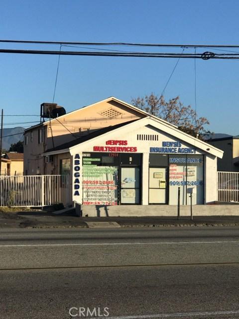 17914 Foothill Boulevard, Fontana, CA 92335